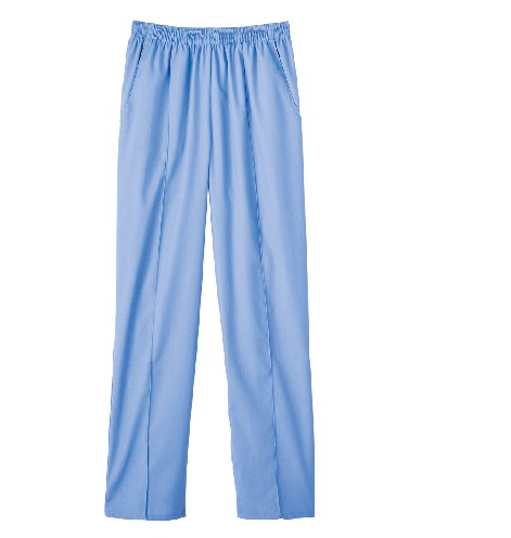 Promotional White Swan Fundamentals Ladies Pull-On Front Seam Pant