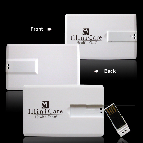 Personalized Detachable Credit Card Drive