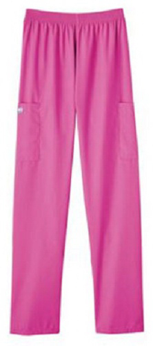 Custom White Swan Fundamentals Ladies Cargo Two Pocket Pant
