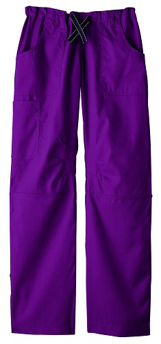 Imprinted White Swan Fundamentals Ladies Six Pocket Pant