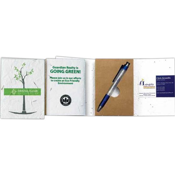 Personalized Card with Pen