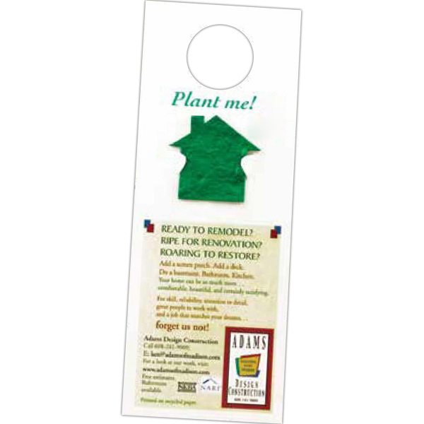 Promotional Doorhanger