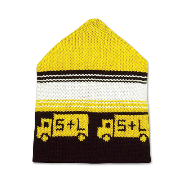 Imprinted Knit-In Cap