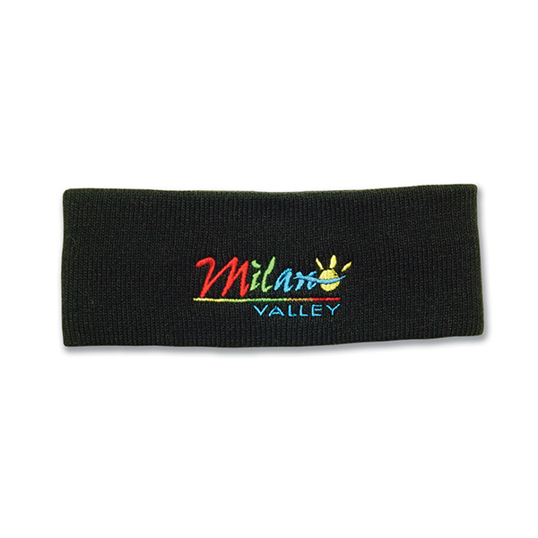 Personalized Knit Earband