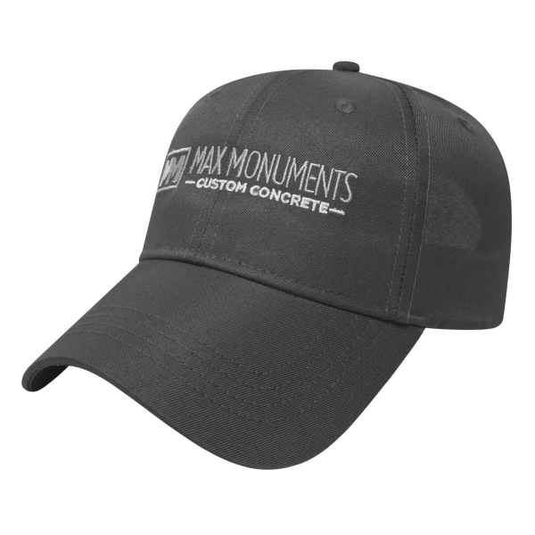 Custom Solid Polyester Cap