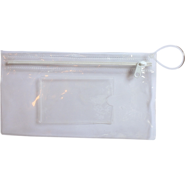Custom Deluxe Clear All Purpose Dental Bag