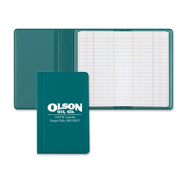 Printed Trifold Tally Book Junior