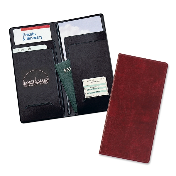 Printed Passport case