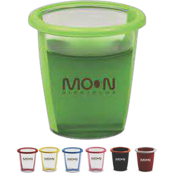 Personalized Twist n' Shot (TM) Gelatin Cup
