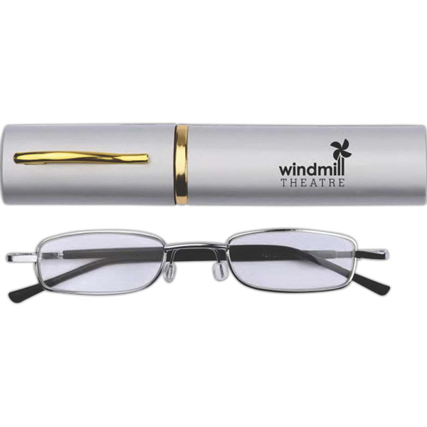 Personalized Premium Reading Glasses With Case