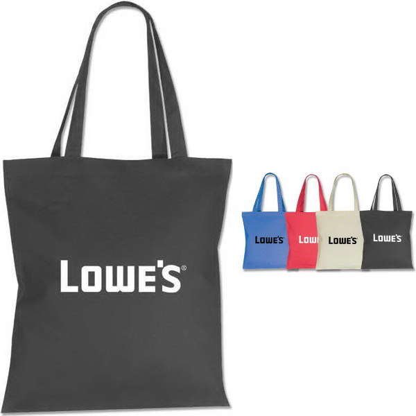 Personalized Essential Cotton Tote