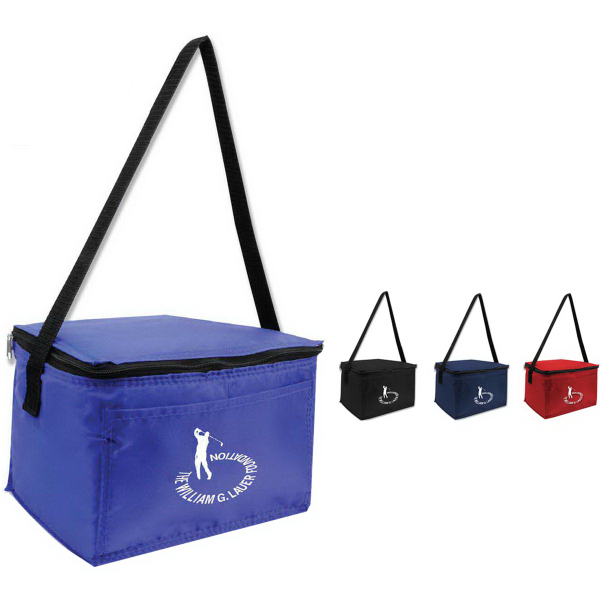 Promotional Joe 6 Pack Value Cooler