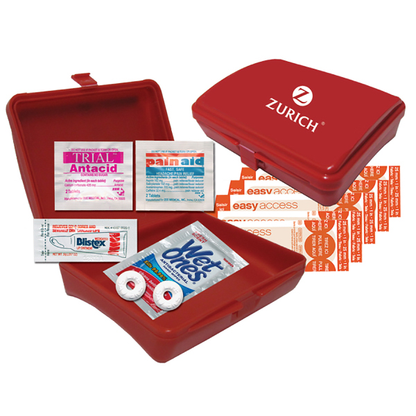 Imprinted New! Tradeshow Kit