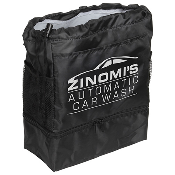 Imprinted Catch All Car Caddy