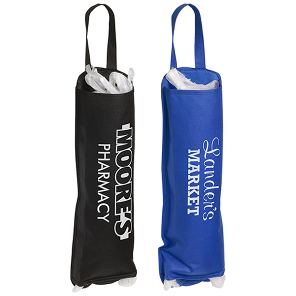 Customized Plastic Bag Keeper Tube