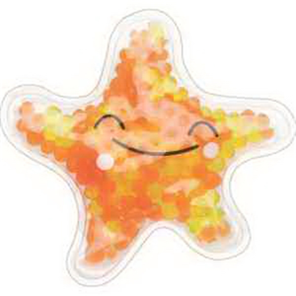 Customized Starfish Gel Hot / Cold Pack
