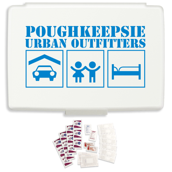 Printed Large First Aid Kit