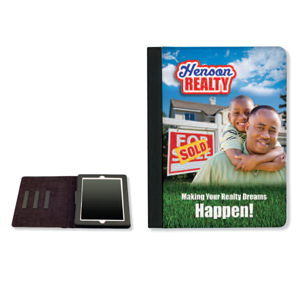 Personalized Full color iPad 2 and 3 cover with stand