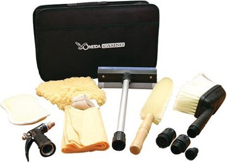 Custom Brighton car wash kit