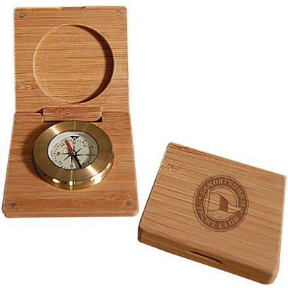 Custom Progress Bamboo Compass