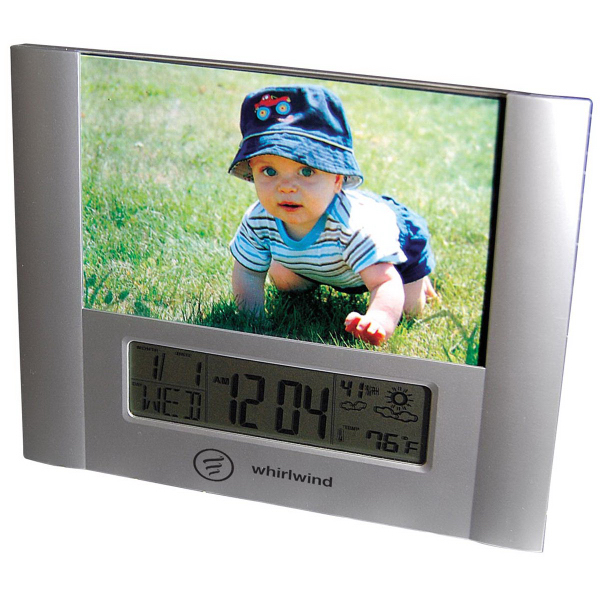 Customized Climate Photo Frame