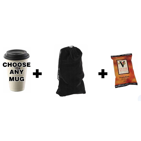 Promotional Coffee and Pouch Set