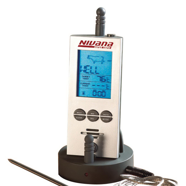 Imprinted Sear Wireless Thermometer