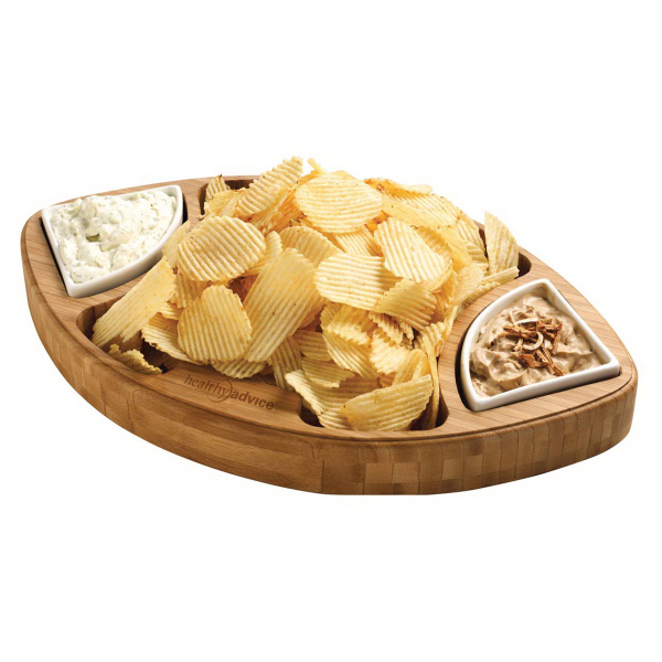 Custom Football snack bowl