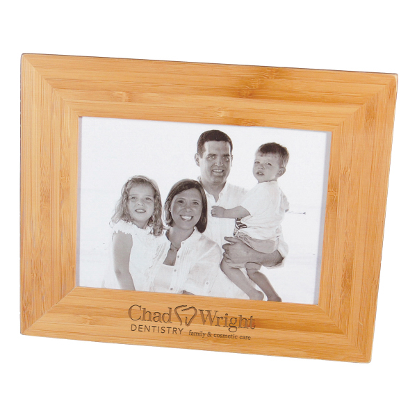 Promotional Bamboo Photo Frame