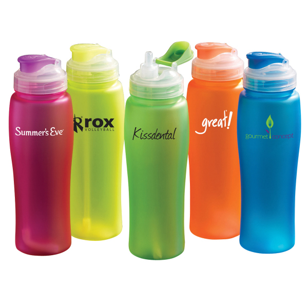 Promotional Neon Water Bottle