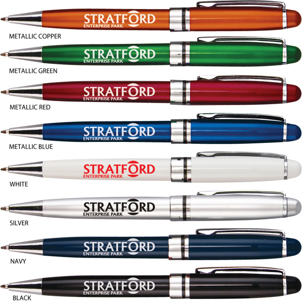 Customized Classic design Stratford pen