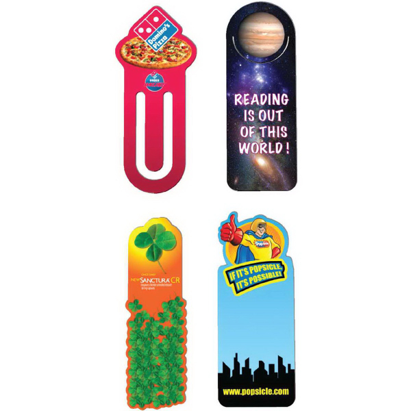 Promotional Custom Bookmark