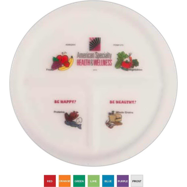 Personalized Portion plate