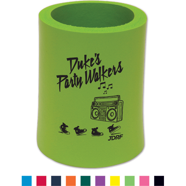 Promotional Stand-up can cooler