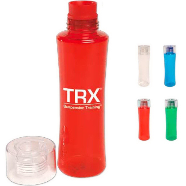 Custom Vibrant Tritan (TM) bottle