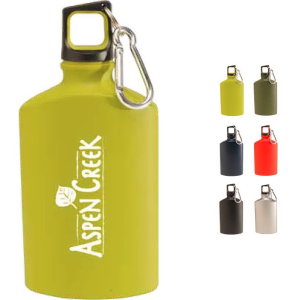 Printed 17 oz Canteen aluminum bottle
