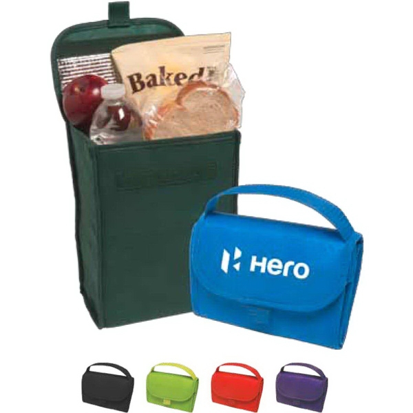 Customized Non-woven Foldable Lunch Bag