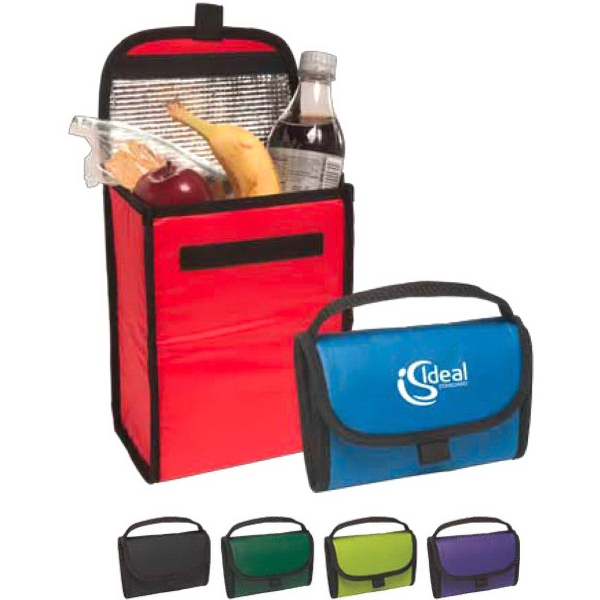 Promotional Nylon Foldable Lunch Bag