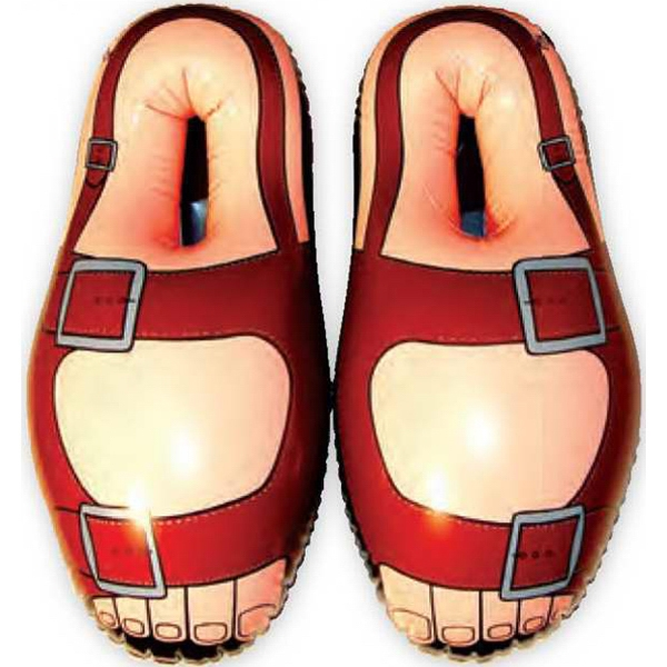 Customized Inflatable sandals