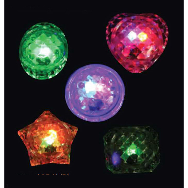 Promotional Jumbo light up rings