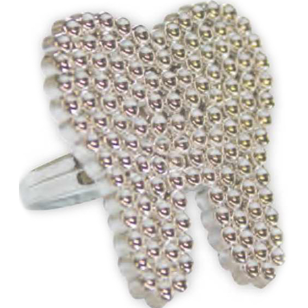 Customized Tooth Bling Ring