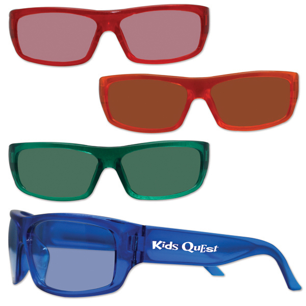 Promotional Translucent Sports Glasses
