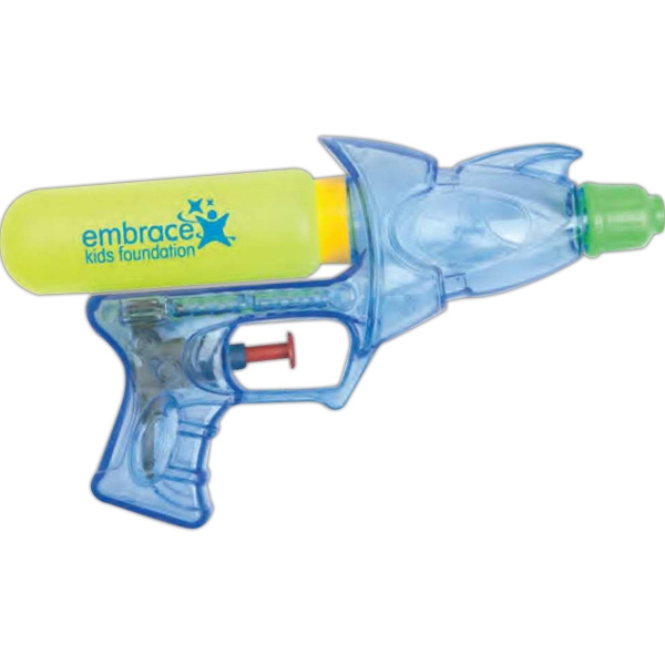 Imprinted Fun Soaker Water Squirter