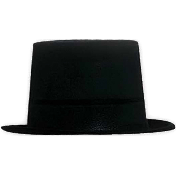 Customized Velour top hats