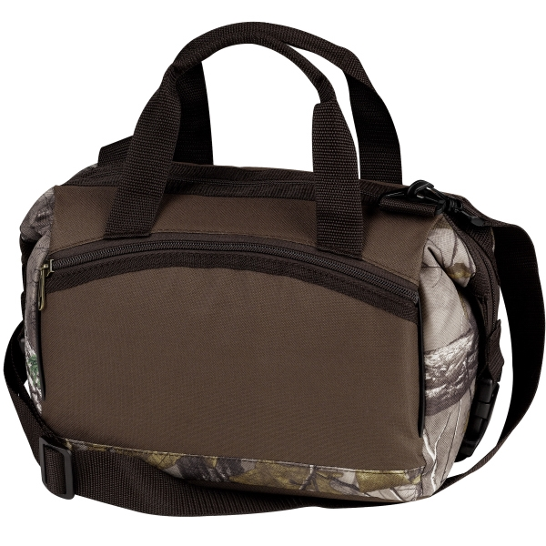 Personalized Camo Personal Cooler