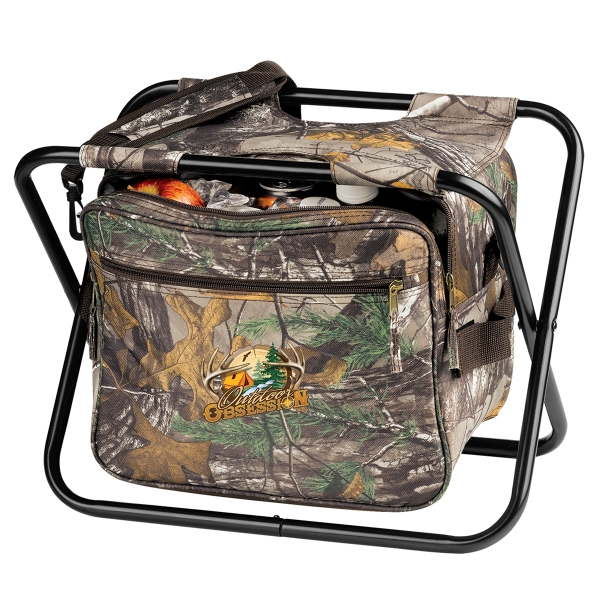Personalized Camo Seat Cooler