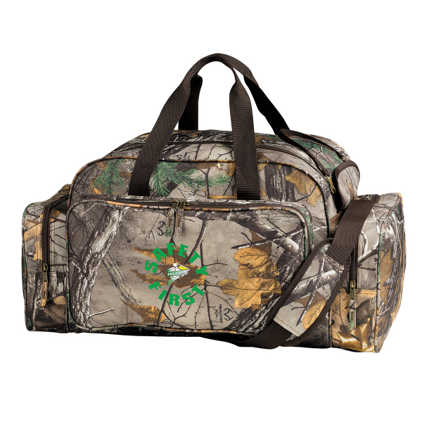 Personalized The Monster Camo Gear Bag