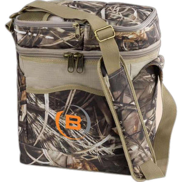 Personalized Ultimate Camo 20 Can Cooler