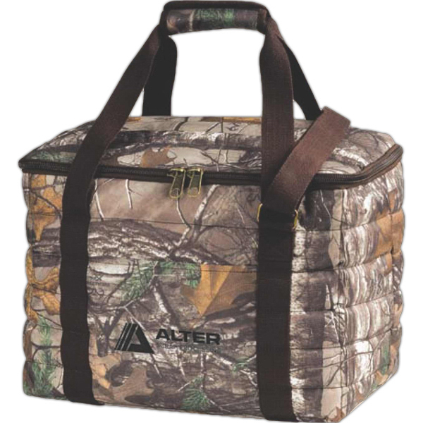 Printed XL Camo Flex Cooler