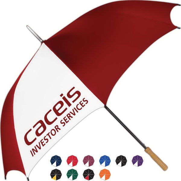 Promotional PK Automatic Open Golf Umbrella